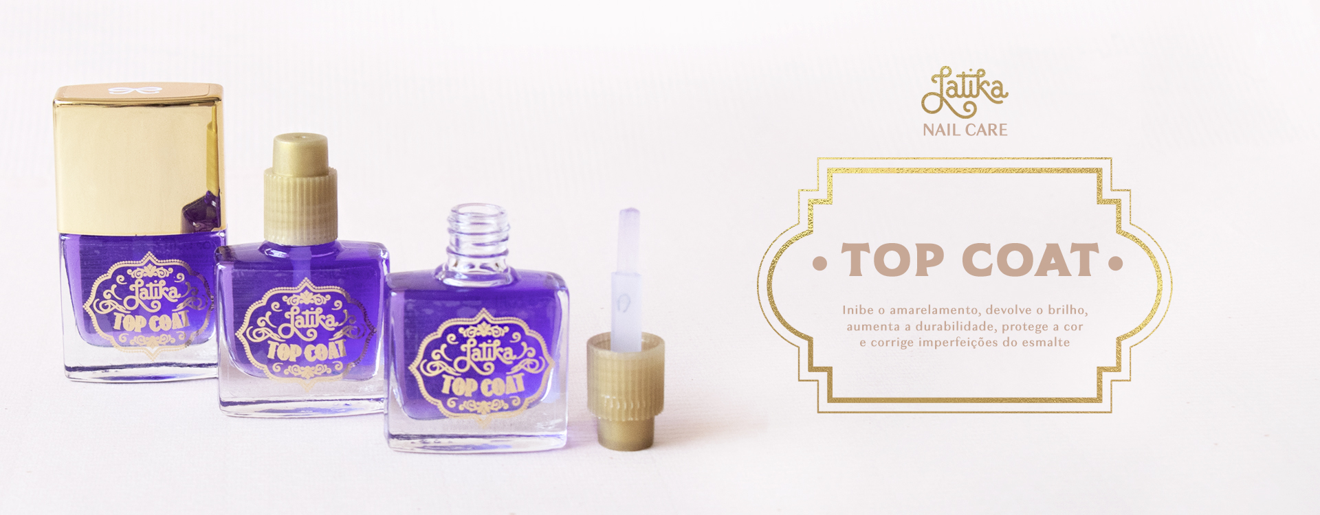 Nail Care- TOP COAT Desktop
